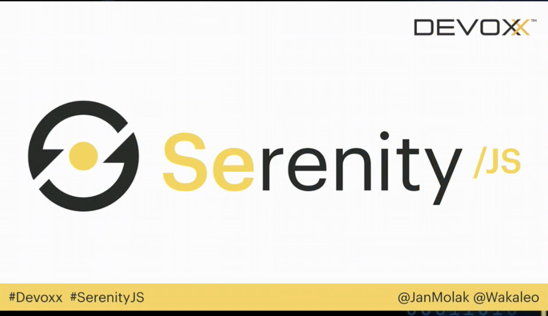 Serenity-JS: next generation acceptance testing for Angular-JS in TypeScrip